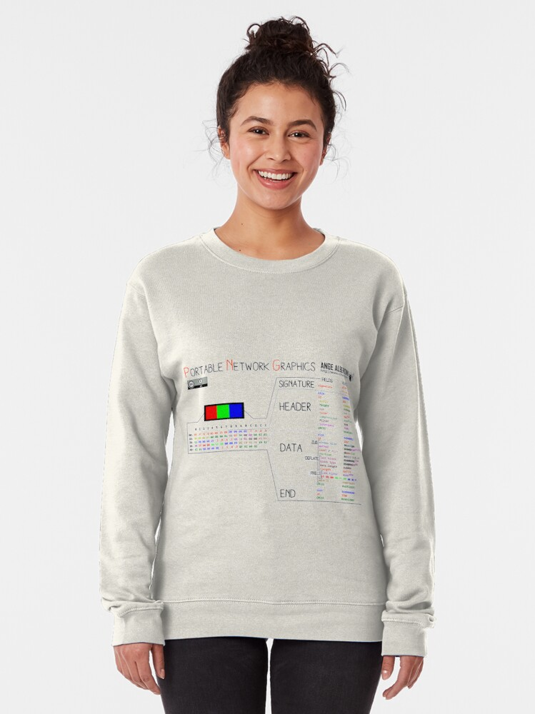 Alternate view of a mini PNG Pullover Sweatshirt