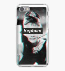 Hepburn. iPhone Case/Skin