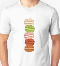 Macaron Stack  Unisex T-Shirt