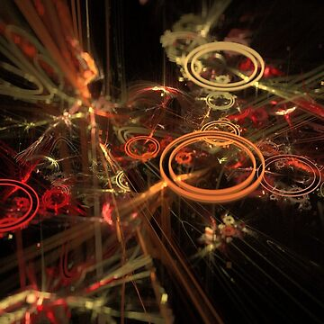 Iterative Function Abstract 4 by CarburoMetalico