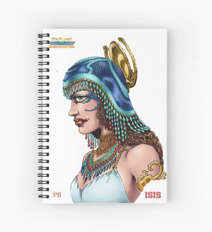 Isis-Ninmah Spiral Notebook