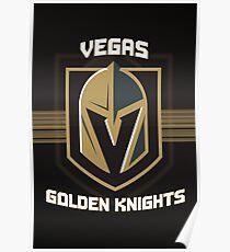 Vegas Golden Knights Poster