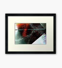 Photon Chamber Framed Print