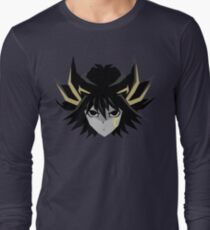 Signer Fudo - Yu-Gi-OH 5DS T-Shirt Long Sleeve T-Shirt