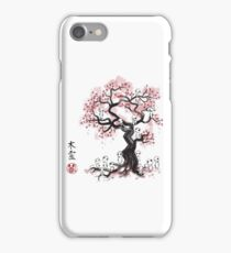 Forest Spirit Sumi-e iPhone Case/Skin