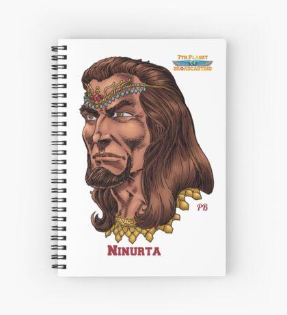 Ninurta Spiral Notebook