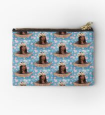 Ich hasse Leute - April Ludgate Studio Clutch