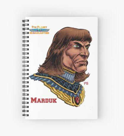 Marduk Spiral Notebook
