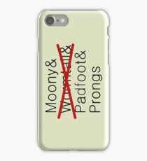 The True Marauders iPhone Case/Skin