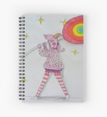 Dulce Paleta Spiral Notebook