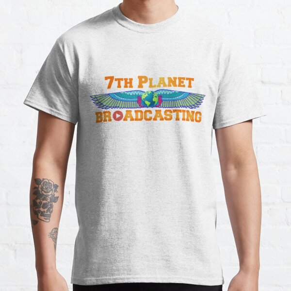 7th Planet Broadcasting Classic T-Shirt