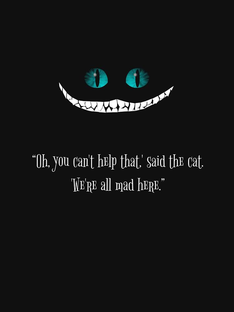 Cheshire Cat | Unisex T-Shirt
