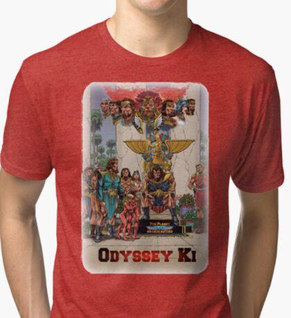Odyssey Ki-Earth Tri-blend T-Shirt