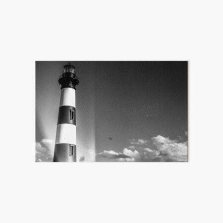 Bodie Island Lighthouse Art Board Print