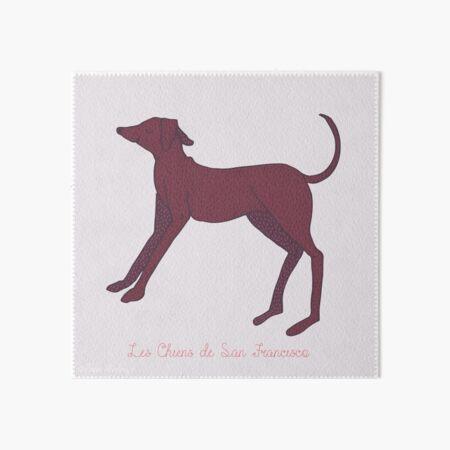 Dogs of San Francisco #7 Art Board Print