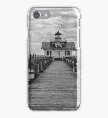 Roanoke Marshes Light iPhone Case/Skin