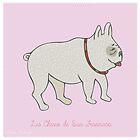 Dogs of San Francisco #4 by joanherlinger