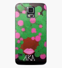 AKA Diva Case/Skin for Samsung Galaxy