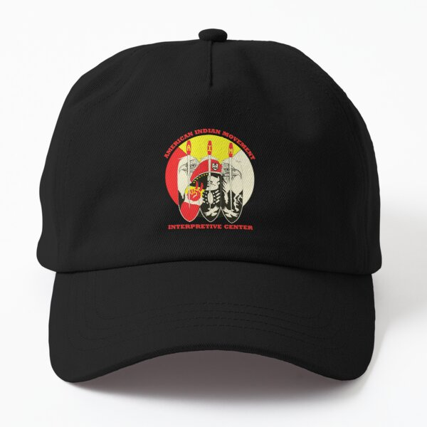 the american indian movement blason Dad Hat