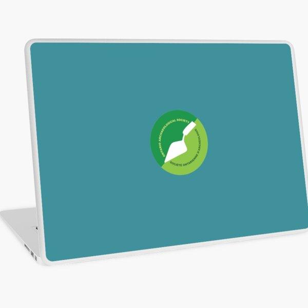 OAS Logo - trowel  Laptop Skin
