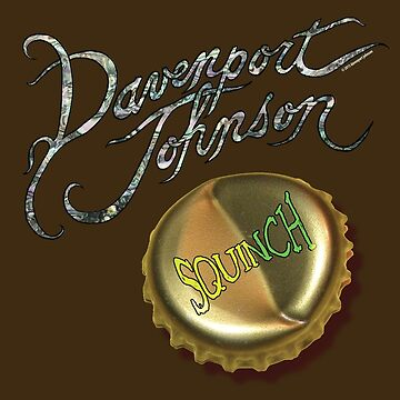 """Davenport Johnson """"SQUINCH"""" Cover no background by Dave-id"""