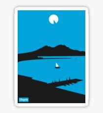 Moon Island - Utopia Sticker
