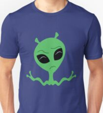 Ambivalent Alien Slim Fit T-Shirt