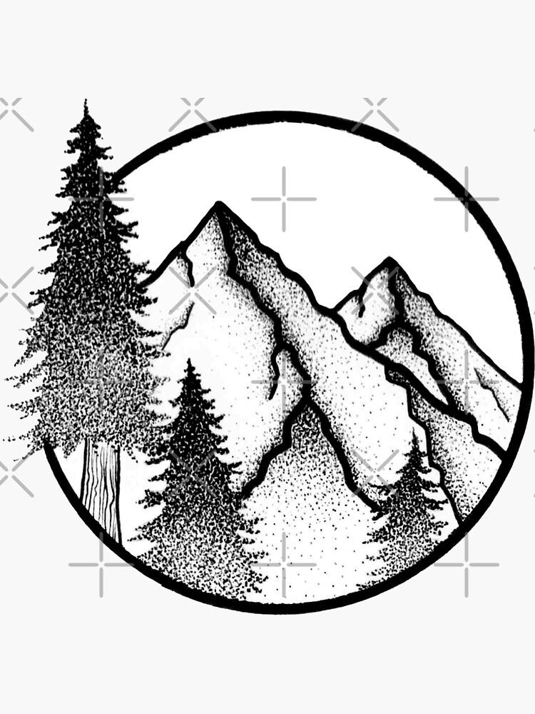 PNW Circle  by mjartt