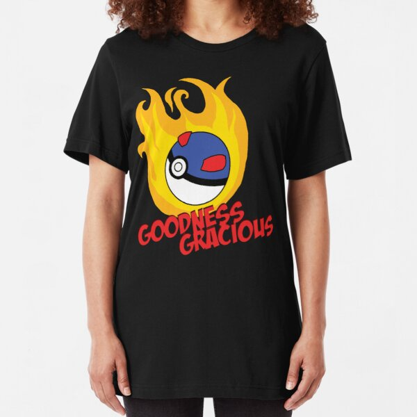 GOODNESS GRACIOUS Slim Fit T-Shirt