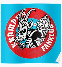 Krampus FanKlub Poster