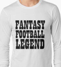 FANTASY FOOTBALL Long Sleeve T-Shirt