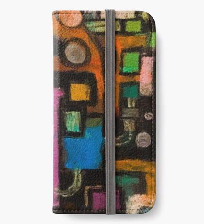 Life in the City iPhone Wallet