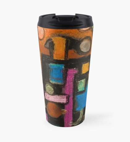 Life in the City Travel Mug