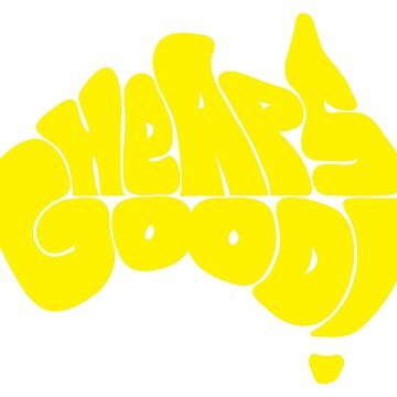 Heaps Good Australia by Decibel Clothing by DecibelAdelaide