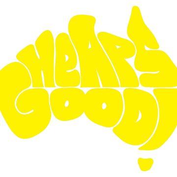 Heaps Good Australia by Decibel Clothing by DecibelAdelaide