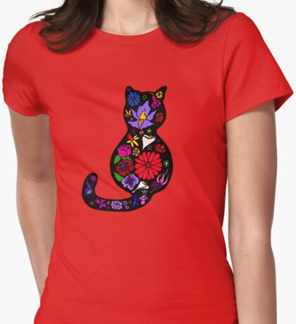 Flower Puss T-Shirt