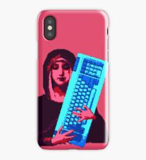 Keyboard Mary iPhone Case