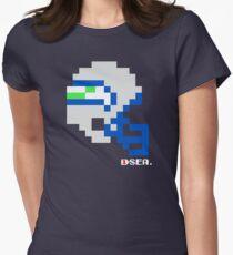 SEA Original Helmet - Tecmo Bowl Shirt Womens Fitted T-Shirt