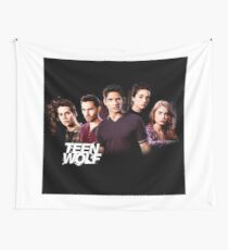 TEEN WOLF Wall Tapestry