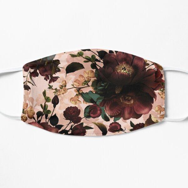 Moody florals - Mystic Night 11 Flat Mask