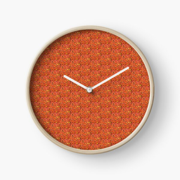 Planets Clock