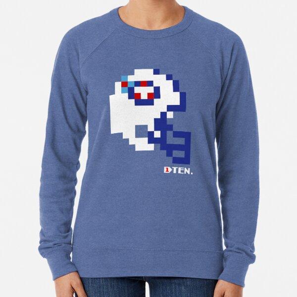 TENN Helmet - Tecmo Bowl Shirt Lightweight Sweatshirt
