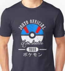 JOHTO Gym Leader  Unisex T-Shirt