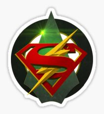 SuperArrowFlash Sticker