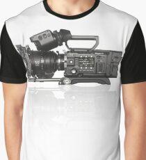 Film Camera Graphic T-Shirt
