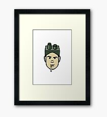 Ray Stantz (Ghostbusters) Framed Print