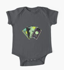 Alien Tarot One Piece - Short Sleeve