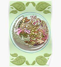Pokemon Terrarium Poster