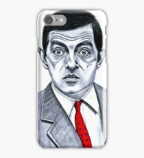 Mister Bean iPhone Case/Skin