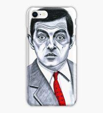 Mister Bean iPhone Case/Skin